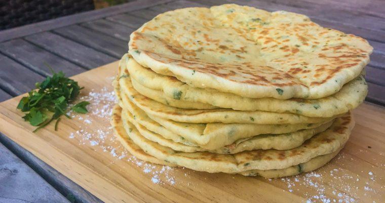 Pan Pita de Yogur Griego