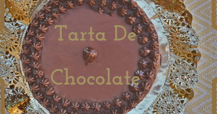 Tarta de Chocolate con Relleno de Chocolate